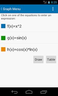 Algeo Graphing Calculator 1.1.2