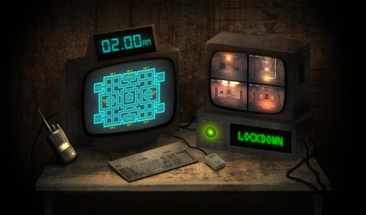 Asylum Night Shift 2 v1.0