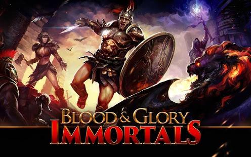 BLOOD & GLORY: IMMORTALS v2.0.0 + data