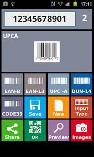 Barcode Creator v3.2