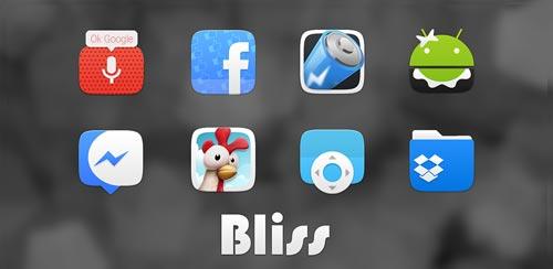 Bliss – Icon Pack v1.0.0