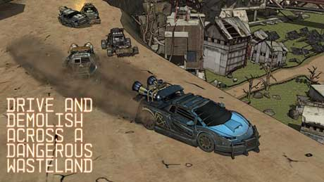 Scorched – Combat Racing v2.555256G1 + data