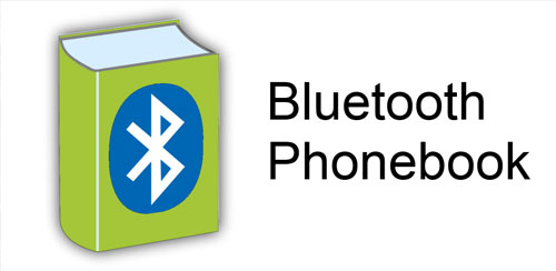 Bluetooth Phonebook v1.3.5