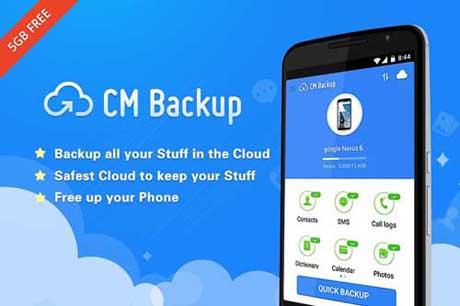 CM Backup v1.5.4.106