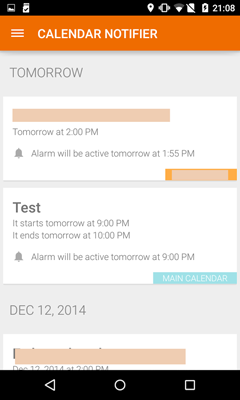 Calendar Events Notifier PREMIUM v3.4.172
