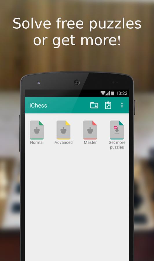 Chess Puzzles – iChess v4.0.3