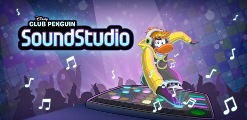 Club Penguin SoundStudio v1.0.1 + data