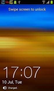 Countdown in Status Bar Pro v1.9.3