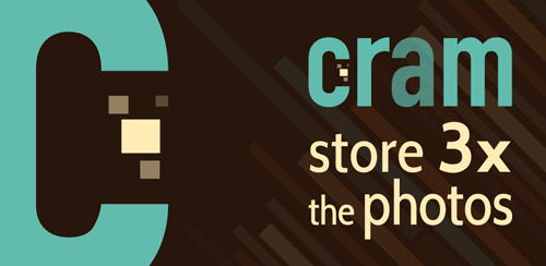 Cram – Reduce Pictures v3.3
