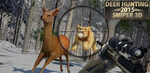Deer Hunting – 2015 Sniper 3D v1.6