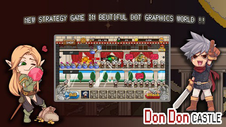 Don Don Castle Adventure inDot v1.0.2
