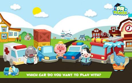 Dr. Panda's Toy Cars v1.3