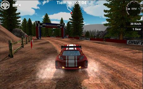 Drift and Rally v1.0.4 + data