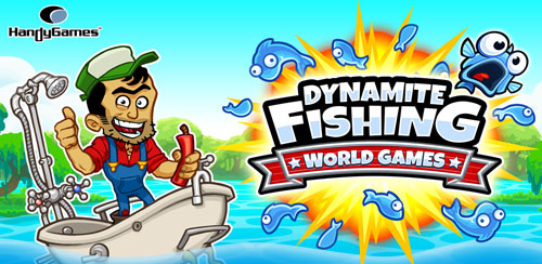 بازی ماهیگیری با دینامیت Dynamite Fishing - WG Premium v1.1.1