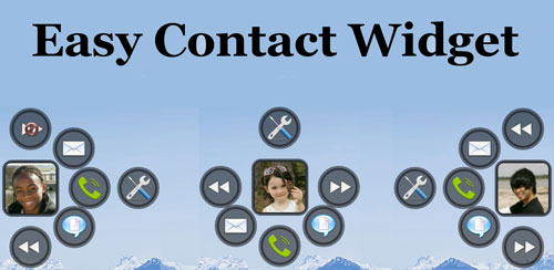 Easy Contact Widget Pro v1.6.1