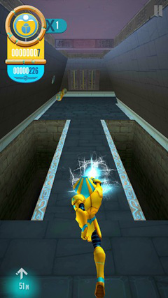 Egyxos – Labyrinth Run v1.0