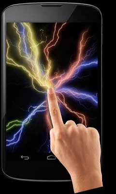 Electric touch wallpaper 1.0.5