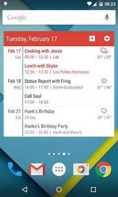 Event Flow Calendar Widget Premium v1.5.4