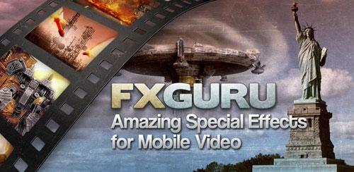 نرم افزار ساخت افکت های ویدیویی FxGuru: Movie FX Director 2.9.0
