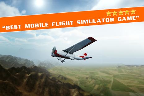 Flight Pilot Simulator 3D v1.3.7