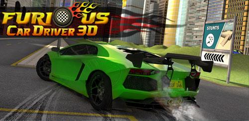 Furious Car Driver 3D v1.1