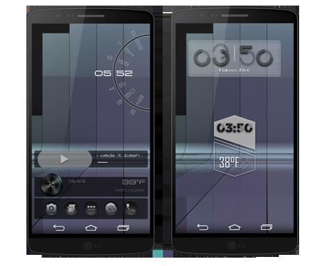 Fuse for Zooper Widget Pro v1.1.2