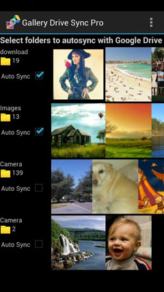 Gallery Drive Sync Pro v1.66.0