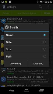 Installer Pro – Install APK v3.4.2
