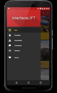 InterfaceLIFT Wallpapers v1.3