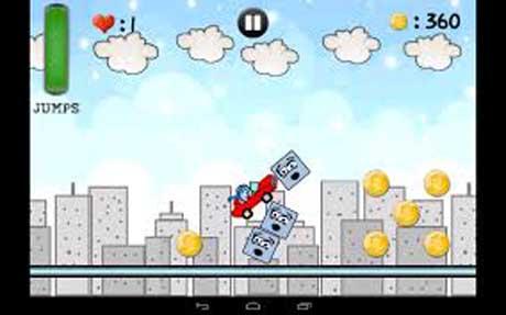 Jumpy Car 1.0