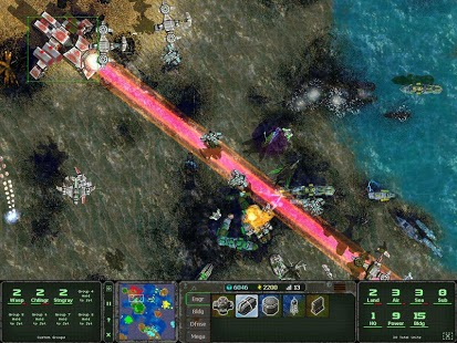Land Air Sea Warfare RTS 1.0.4 + data