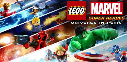LEGO Marvel Super Heroes v1.06.1 + data