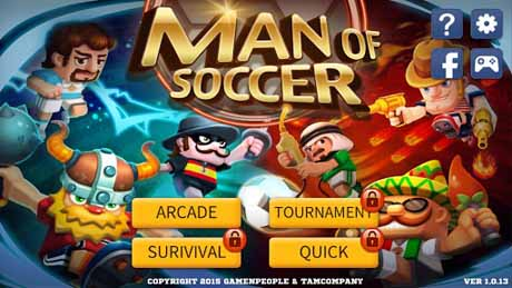 Man Of Soccer v1.0.15