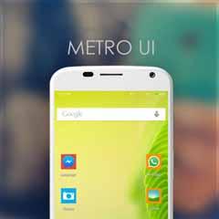 Metro UI Launcher 10 Theme v1.0