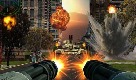 Military Strike 3D v1.0.1