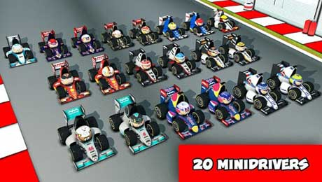 MiniDrivers v7.1 + data