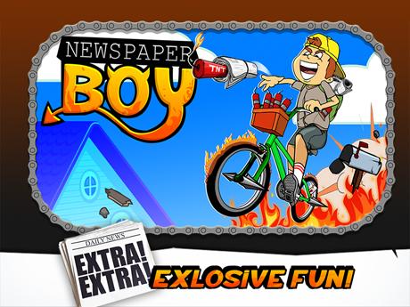 Newspaper Boy Saga v1.0.8