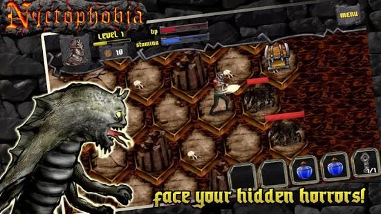Nyctophobia Monstrous journey v1.0.1