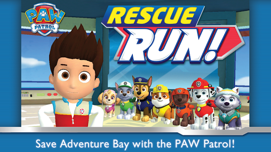 PAW Patrol: Rescue Run HD v2.0.0 + data