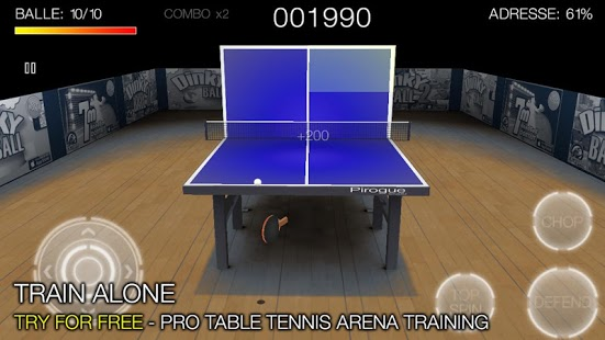 Pro Arena Table Tennis v1.0.0
