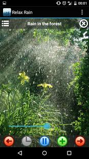 Relax Rain ~ Rain Sounds v4.9.9