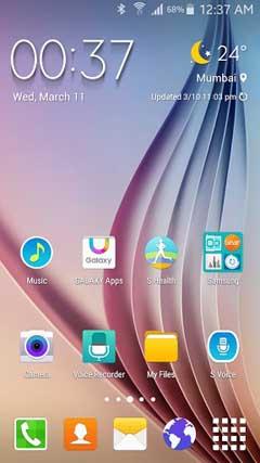 S6 Launcher Theme v1.5