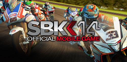 دانلود بازی موتور سواری گرافیک بالا SBK14 Official Mobile Game v1.4.6