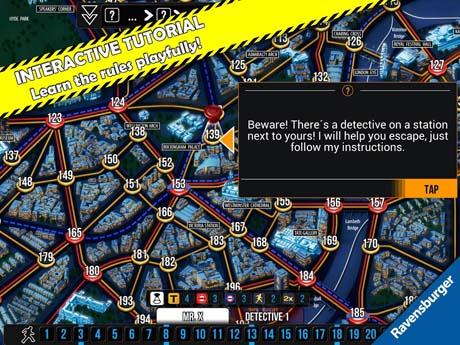 Scotland Yard v1.0