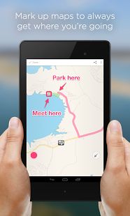 Skitch – Snap. Mark up. Send. v2.8.4