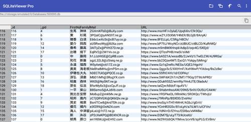 SQLite Viewer Pro v0.12