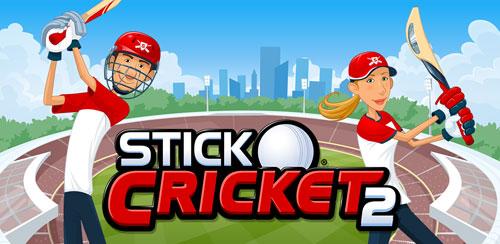 بازی کریکت Stick Cricket 2 1.0.0