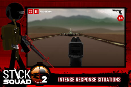 Stick Squad 2 – Shooting Elite v1.0.0