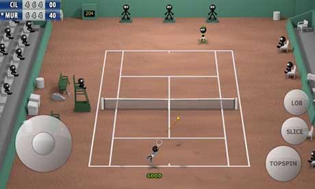 Stickman Tennis 2015 v.1.0