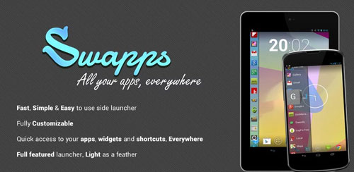 Swapps! All Apps, Everywhere v2.3.4